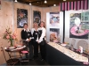 The Glass Cafe New York Gift Show booth